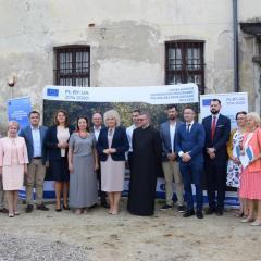 Rozpoczęcie projektu rewitalizacji węgrowskiego Klasztoru