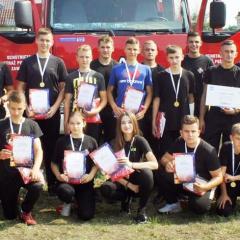Miejsko-Gminne Zawody Sportowo-Pożarnicze Drużyn OSP z terenu Gminy Radzymin