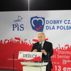 Konwencja Okręgowa PiS w Siedlcach