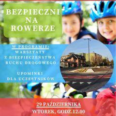 Bezpieczni na rowerze