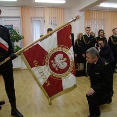 Mł. bryg. Marek Krzyżański nowym Komendantem Powiatowym Państwowej Straży Pożarnej w Wyszkowie