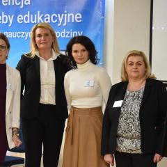 """I Konferencja """"Specjalne potrzeby edukacyjne – realne wyzwania szkoły, nauczyciela,rodziny"""""""