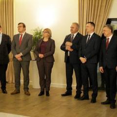 Noworoczne Spotkanie Samorządowe PSL Powiatu Wołomińskiego