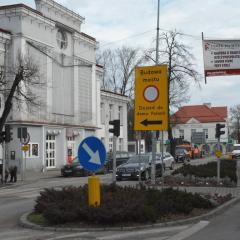 Most Świętojański wyłączony z ruchu