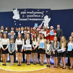 XIII Powiatowy Festiwal Kolęd i Pastorałek