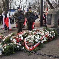 Narodowy Dzień Pamięci Żołnierzy Wyklętych w Kobyłce