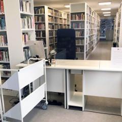 Zmodernizowana Biblioteka w Radzyminie już otwarta dla Czytelników!