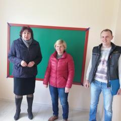 Zakończono prace remontowe pomieszczenia biblioteki w Szkole Podstawowej w Ołdakach-Polonii