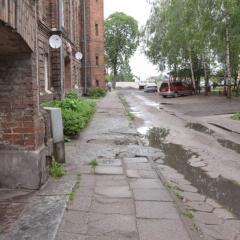 """Remont chodników i drogi na osiedlu w rejonie """"Koszar"""""""