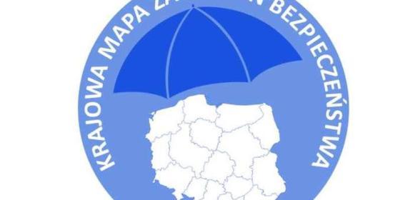 Krajowa Mapa Zagrożeń Bezpieczeństwa w powiecie ostrowskim od 1 stycznia do 30 czerwca.