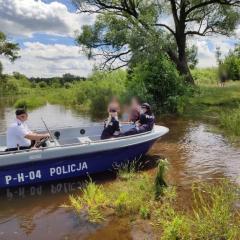 Bezpieczeństwo w trakcie wakacji – lekcje wyszkowskich policjantów dla najmłodszych