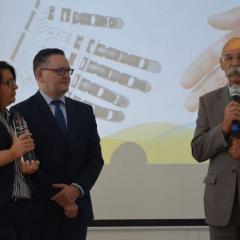 Jedyny w Polsce robot ortopedyczny NAVIO w ostrowskim szpitalu