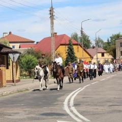 100. rocznica walk 201 Ochotniczego Pułku Piechoty pod Paprocią i Pęchratką