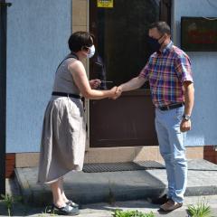 Poprawa warunków w Zespole Szkół w Kozłach