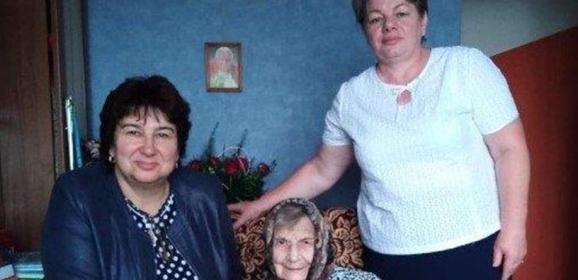 100 lat mieszkanki Gminy Andrzejewo