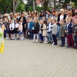 Inauguracja roku szkolnego w reżimie sanitarnym