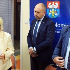 Zmiana w Radzie Powiatu Wołomińskiego. Anna Cecylia Uścińska objęła mandat po Robercie Perkowskim