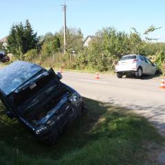 Wypadek w Grędzicach