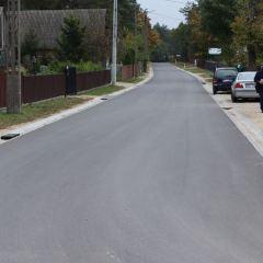Fotorelacja z Uroczystego otwarcia drogi w Poniatowie Gmina Małkinia Górna