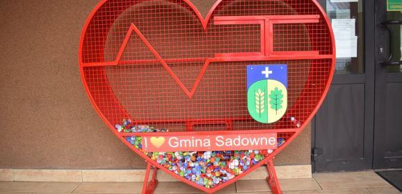 Pokazujemy serce…