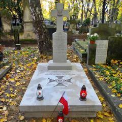 W hołdzie kpt. Ryszardowi Downarowi-Zapolskiemu – Bohaterowi Radzymina i Słupna w 1920 roku