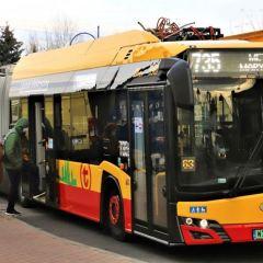 Elektryczne autobusy na ulicach Nieporętu
