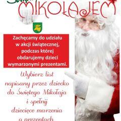 Zostań Świętym Mikołajem dla łochowiskich dzieci i seniorów