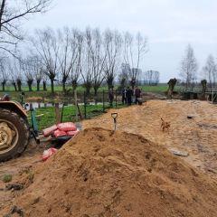 Zagospodarowanie działki w miejscowości Godlewo – Gorzejewo