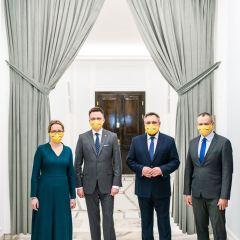 Burmistrz Wyszkowa dołączył do partii Polska 2050 Szymona Hołowni i co dalej…