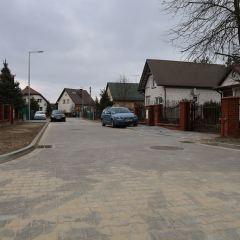 Ulica Bukowa oddana do użytku
