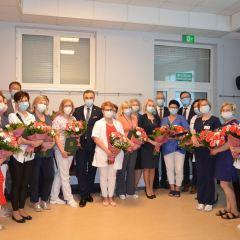 Dzień Pielęgniarek i Położnych w ostrowskim szpitalu