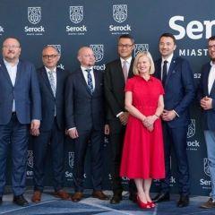 Huawei wspiera Serock w budowie smart city!