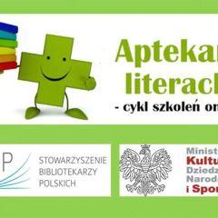 """Nurska biblioteka w Projekcie """"Aptekarz literacki"""""""