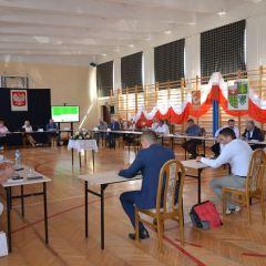 XXXVIII Sesja Rady Powiatu w Ostrowi Mazowieckiej