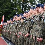 Blisko 400 Kadetów I LO PUL w Wołominie zainaugurowało nowy rok szkolny!