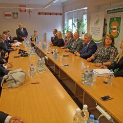 Pieniądze dla gmin i OSP powiatu wyszkowskiego