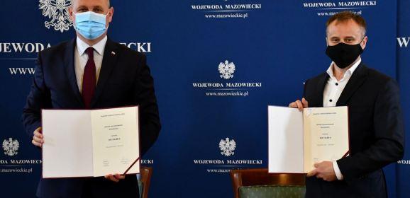 Ponad 665 tys. zł z Rządowego Funduszu Rozwoju Dróg na przebudowę ul. Szwoleżerów