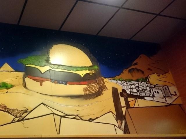 Le Pied De Mammouth restaurant Strasbourg
