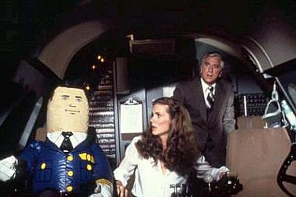 Ima li pilota u avionu, najsmešniji film svih vremena