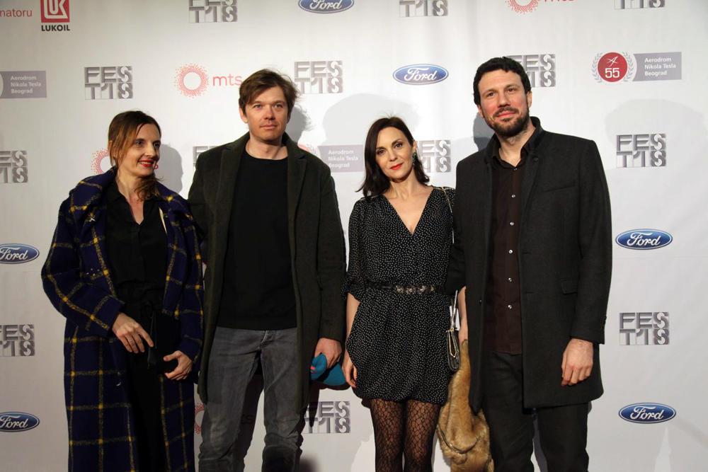 ekipa naučno fantastičnog filma Ederlezi Rising na FEST-u