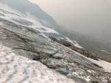 Glacial ice, Quien Sabe glacier.