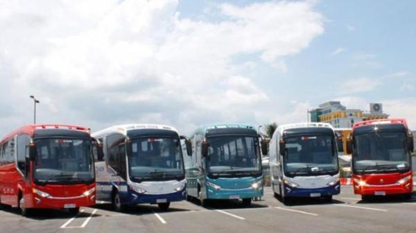 Sewa bus pariwisata Karawang