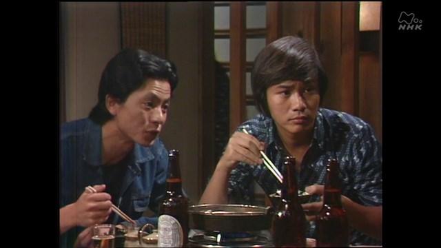 NHKドラマ『男たちの旅路』第2回から