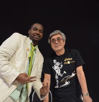 Me and Shibata ~