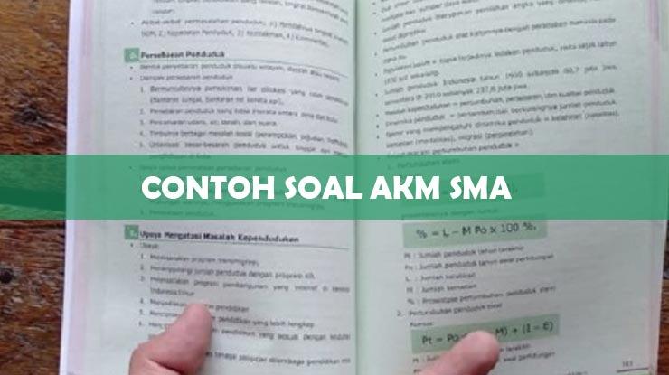 Seorang siswa membaca tabel dan diagram di atas. 3 Contoh Soal Akm Sma 2021 Literasi Numerasi Survei Karakter 2021