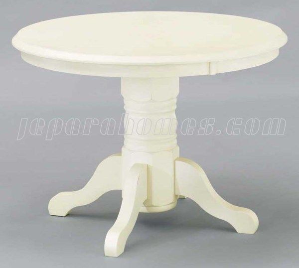 meja makan bundar,meja makan,extension table,dining table