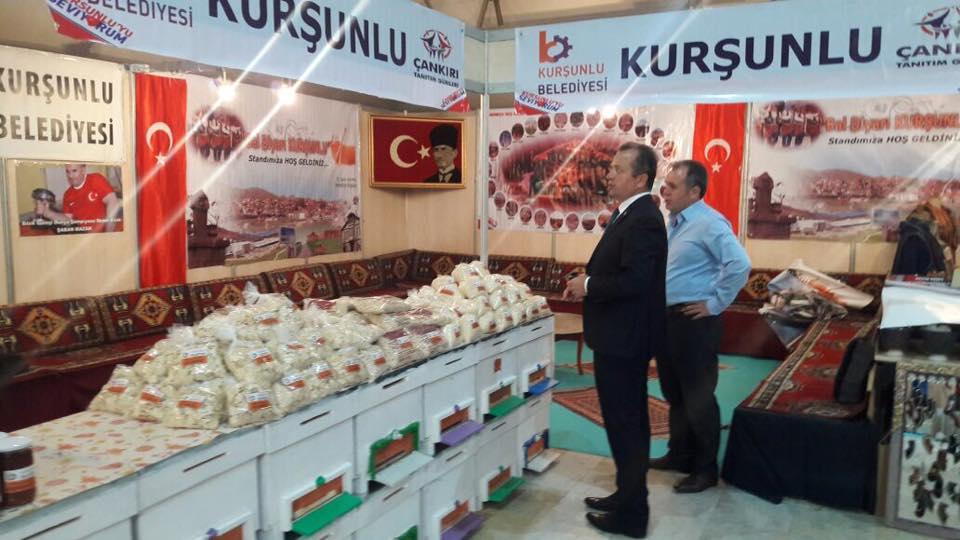 Ankara Atatürk Kültür Merkezi'nde Çankırı Tanıtım Günleri Başladı