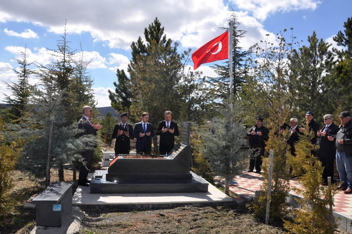 18 Mart Şehitleri Anma Günü ve Çanakkale Zaferinin 104. Yıl Dönümü Programı Gerçekleştirildi