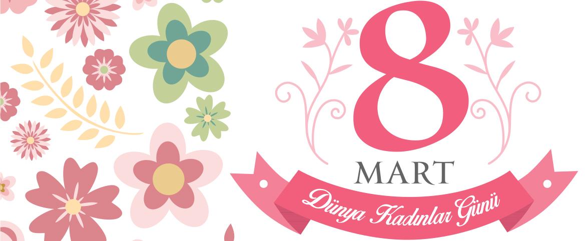 Başkan Dt.Şakir KAYMAK'dan 8 Mart Dünya Kadınlar Günü Mesajı