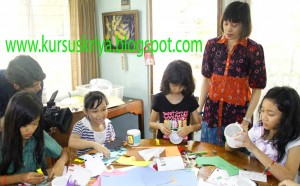 workshop kerajinan tangan anak-anak